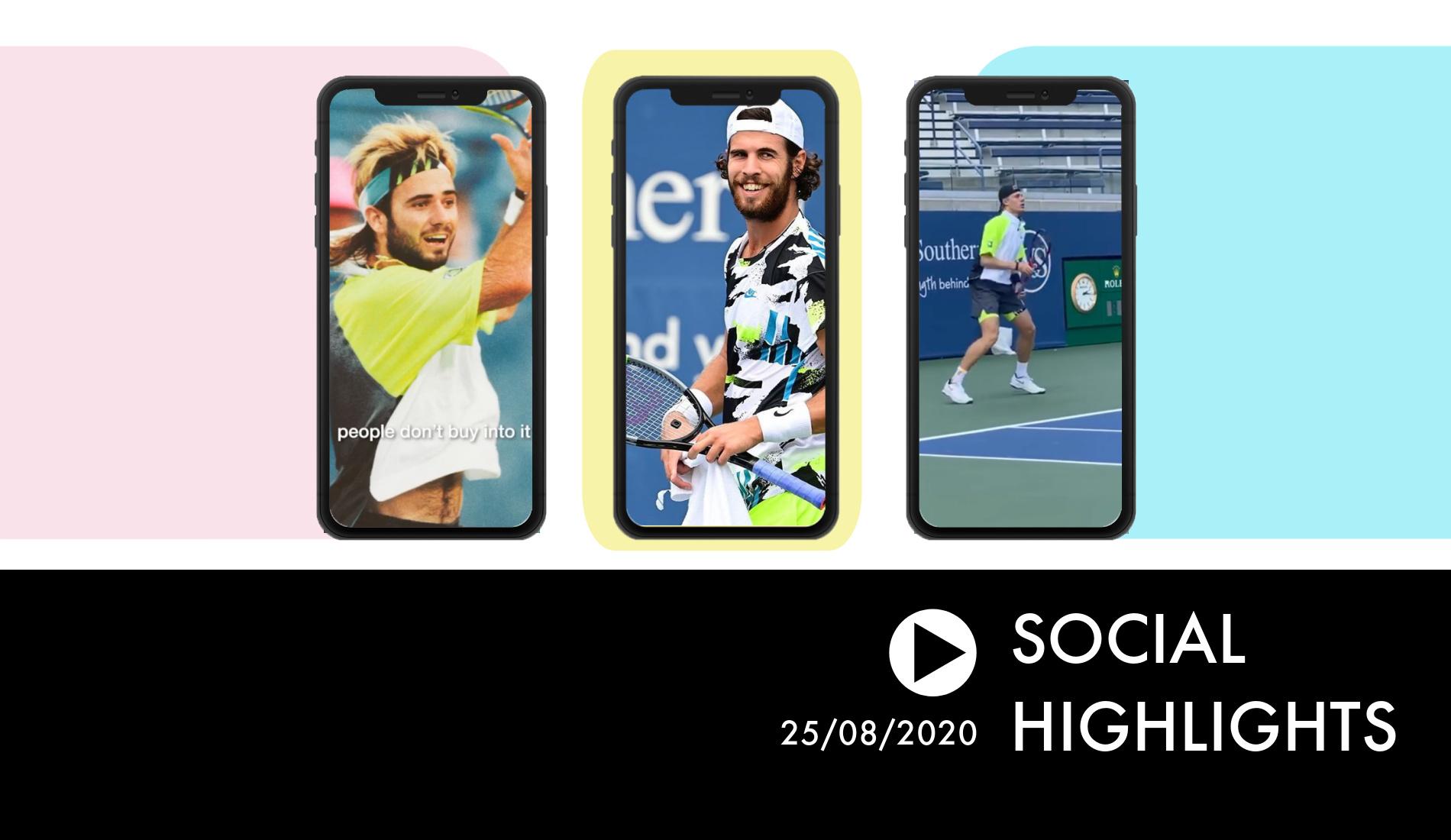 Social Highlights 25.08.2020