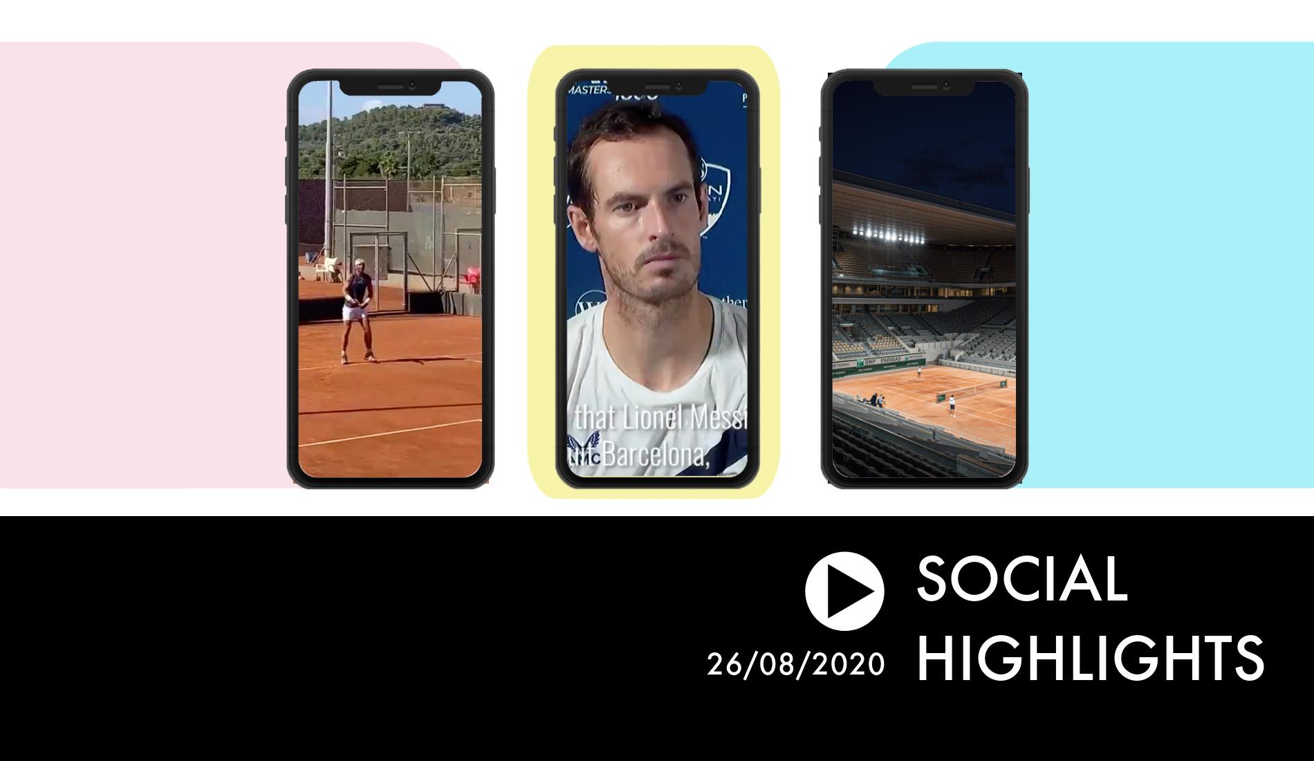 Social Highlights 26.08.2020