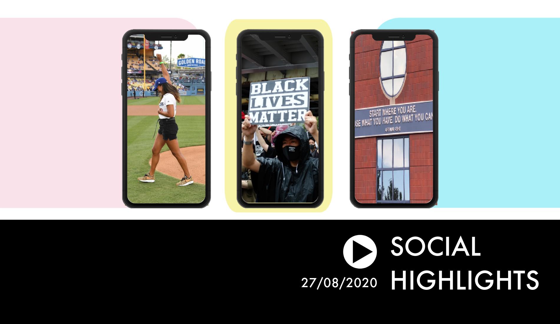 Social Highlights 27.08.2020
