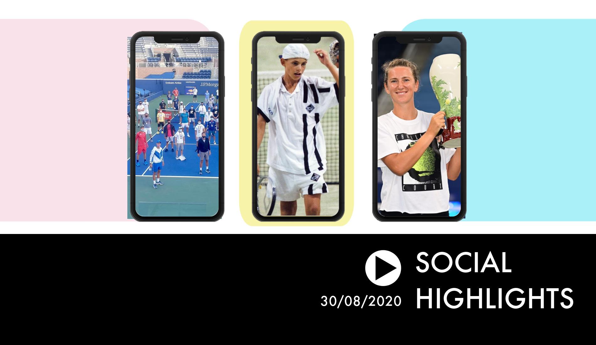 Social Highlights 30.08.2020