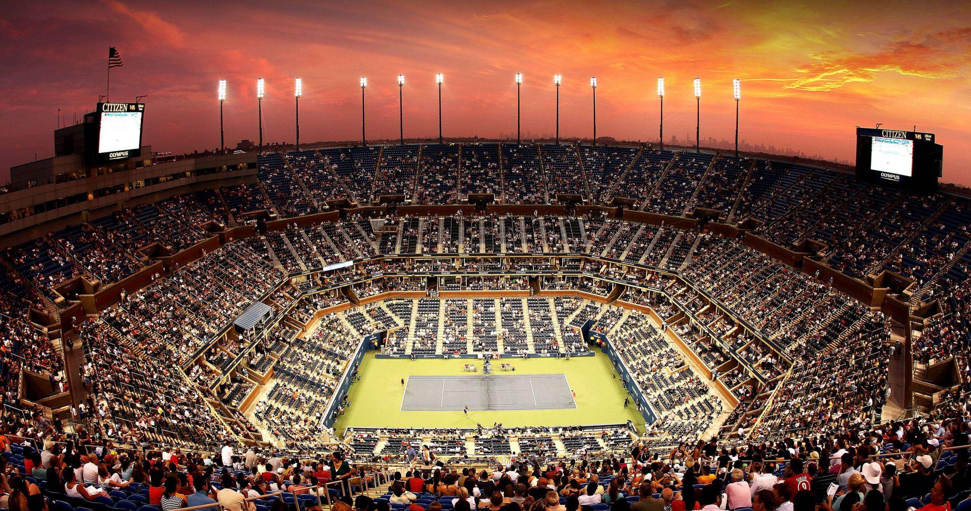 Stade Arthur Ashe - US Open -