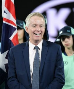 Craig Tiley - Open d'Australie