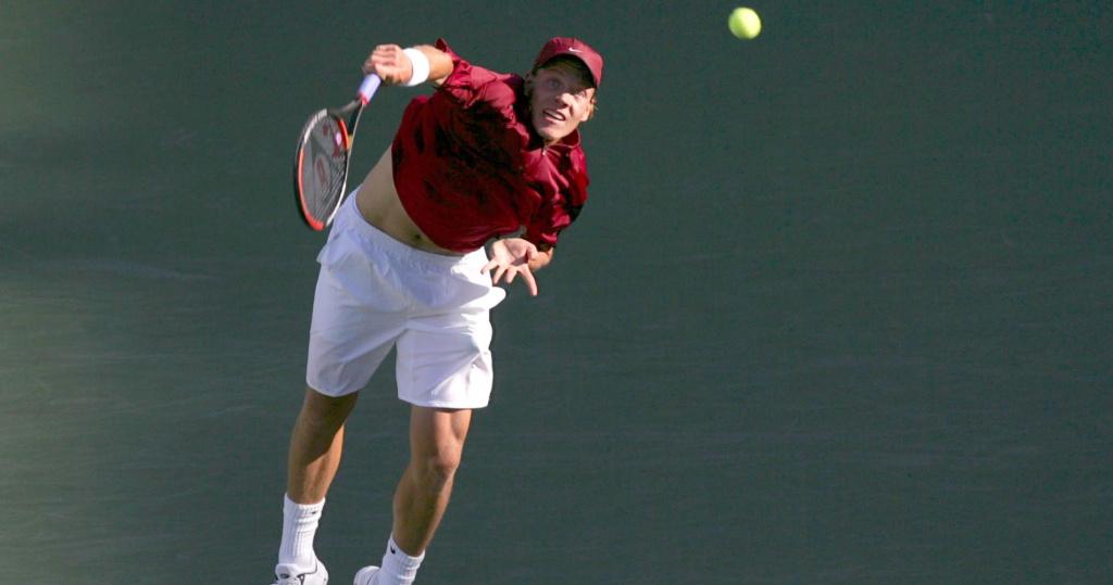 Tomas Berdych, US Open 2004