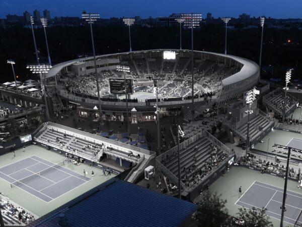 Tennis Center OTD - Flushing Meadows - US Open