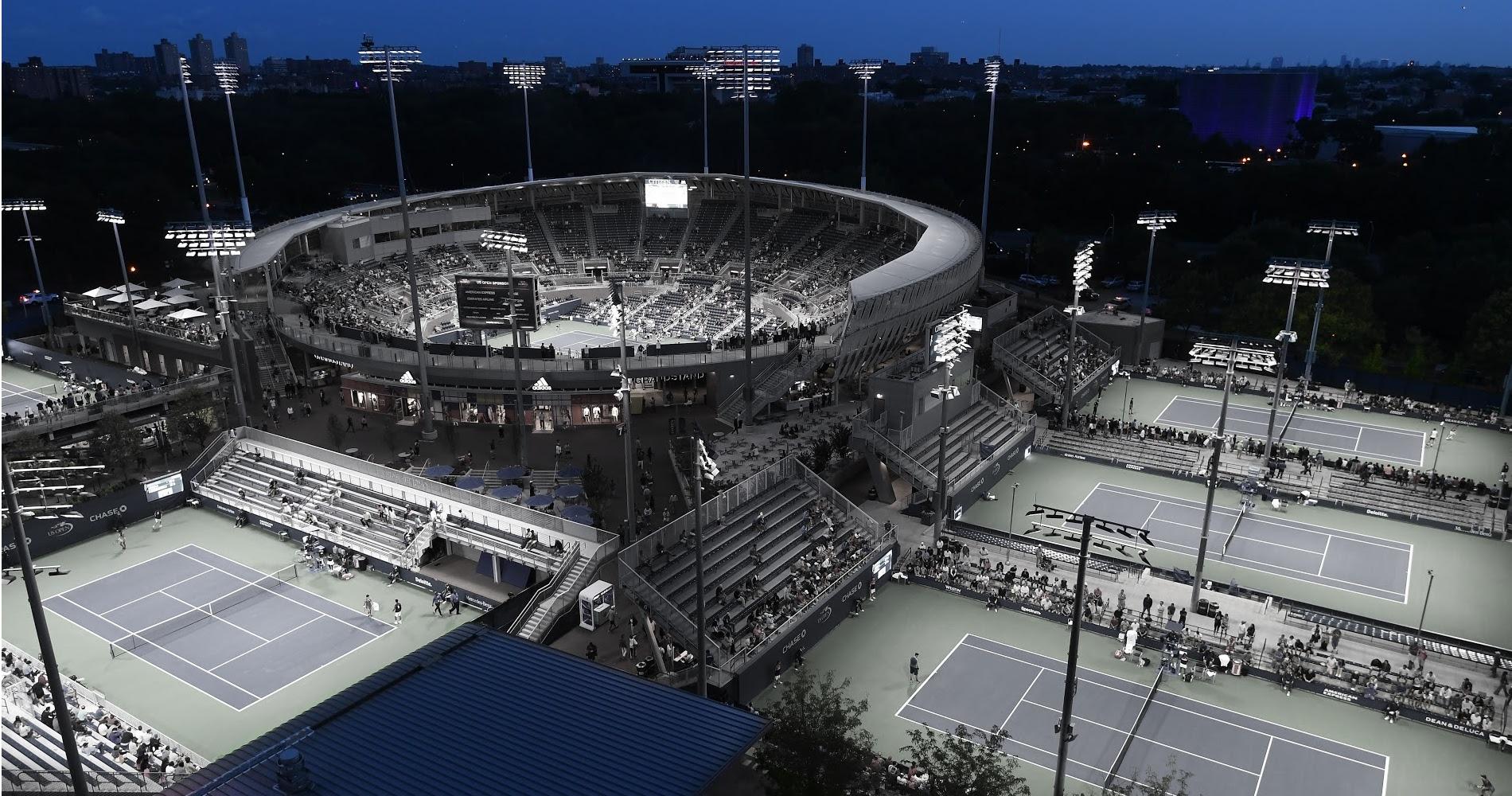 Tennis Center OTD