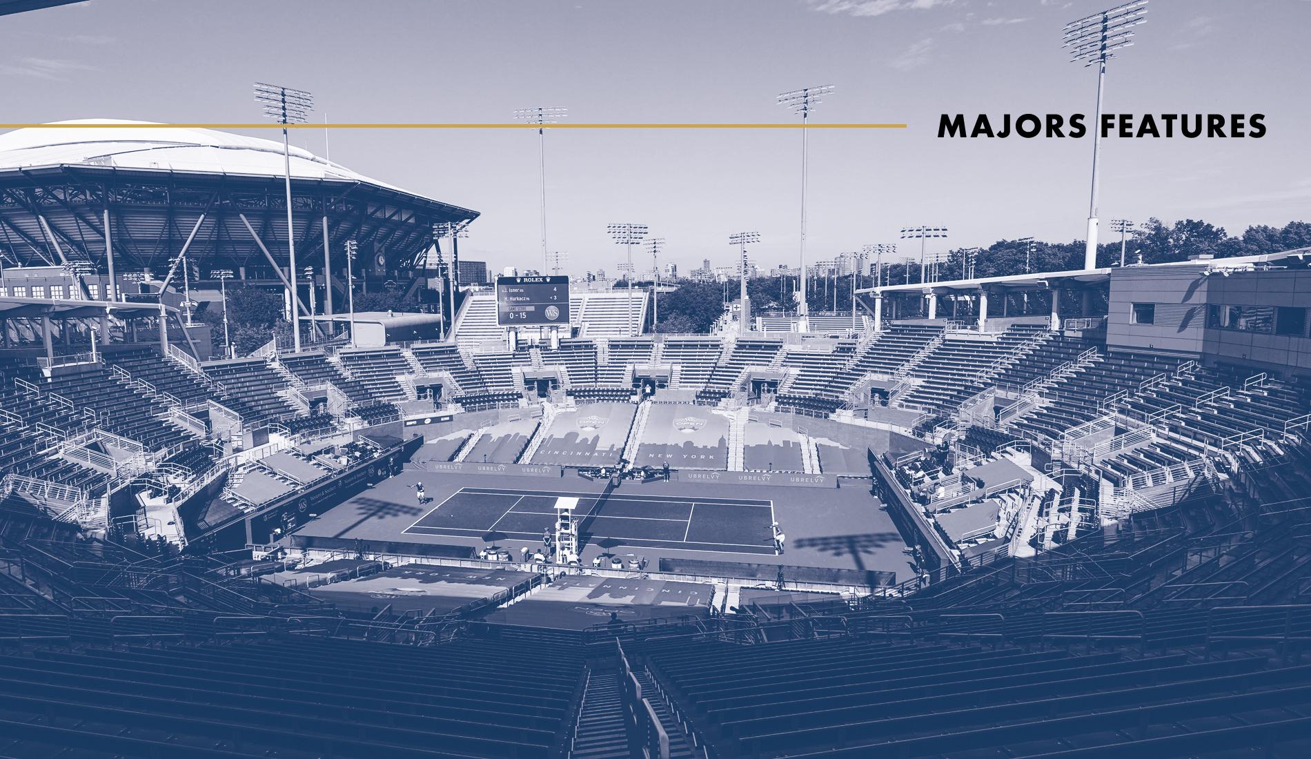 US Open 2020 behind closed doors (Tennis Majors Feature)