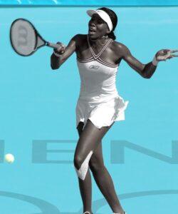Venus Williams, Athens 2004: OTD 08/18