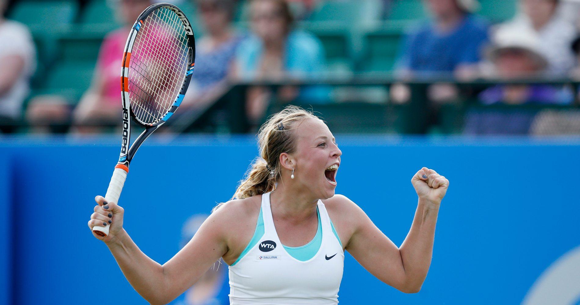Anett Kontaveit - WTA