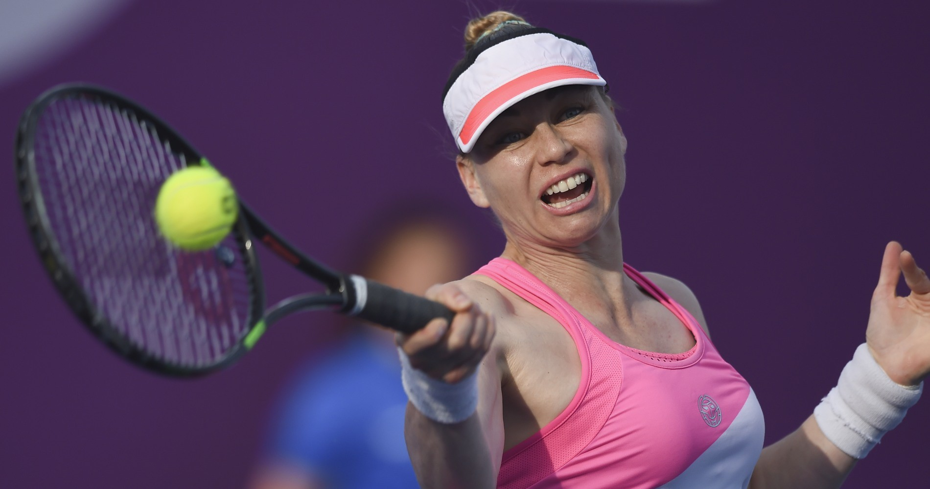 Vera Zvonareva, Doha 2020