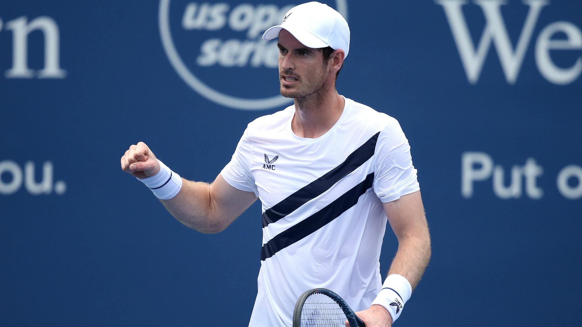 Andy Murray - Cincinnati