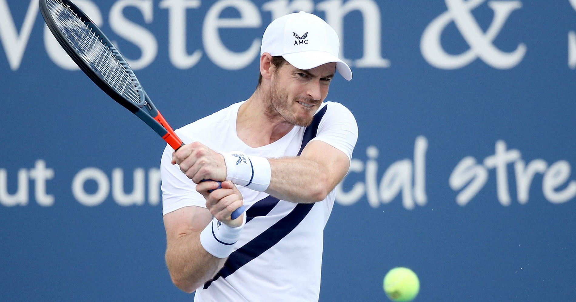 Andy Murray 2020 Western and Southern Open