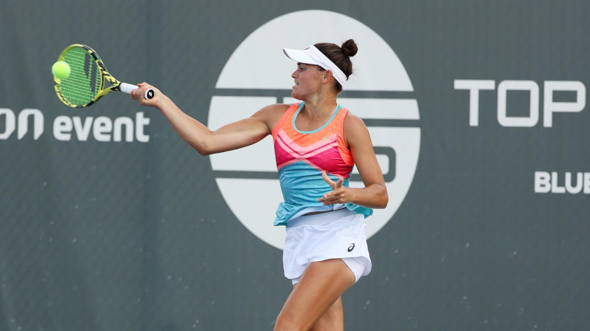 Jennifer Brady on WTA Tour 2020