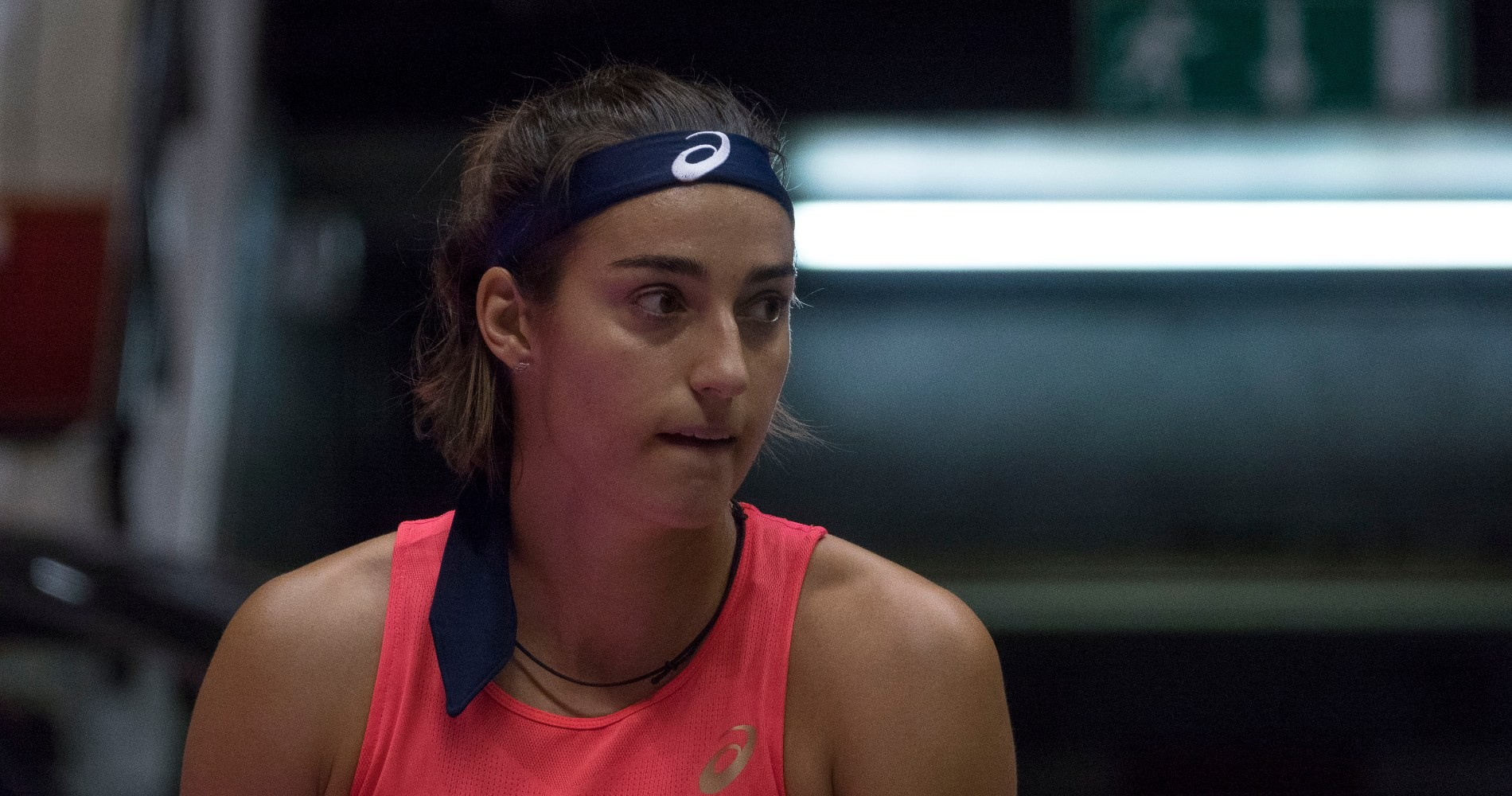 Caroline Garcia en 2020