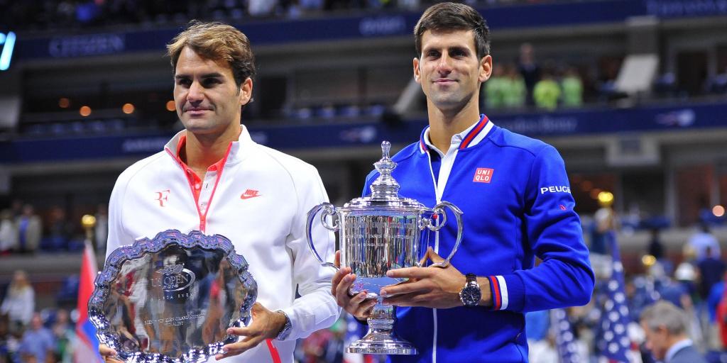 Djokovic Federer US Open 2015