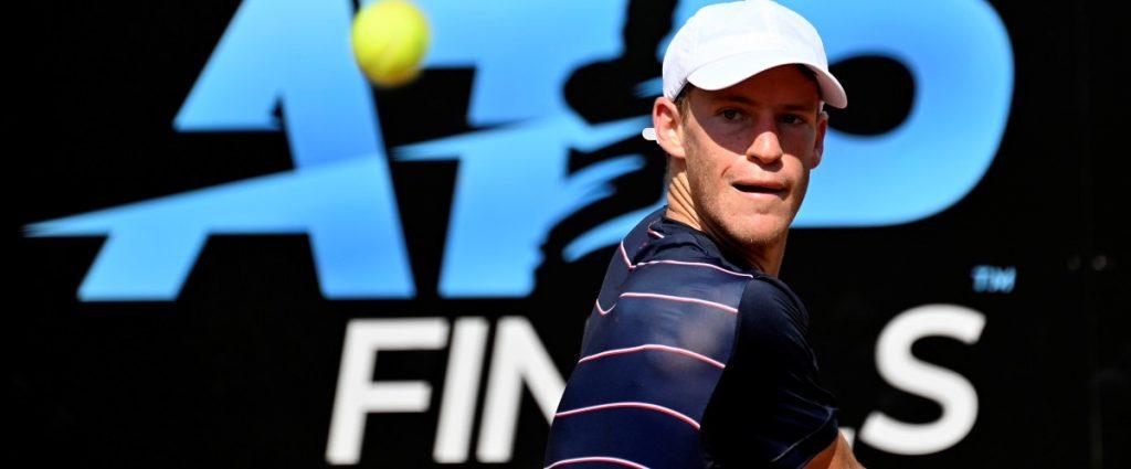 ATP - Rome : Schwartzman