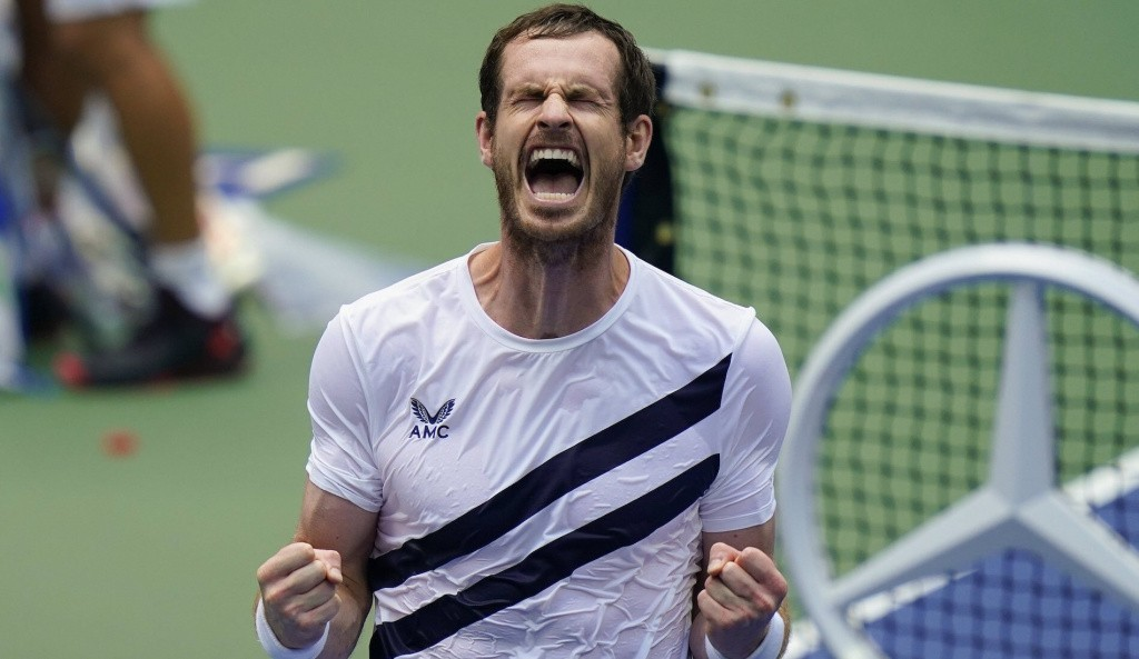 Andy Murray, 1er tour US Open 2020
