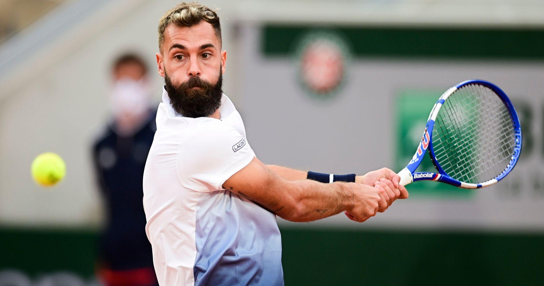Paire Roland Garros 2020