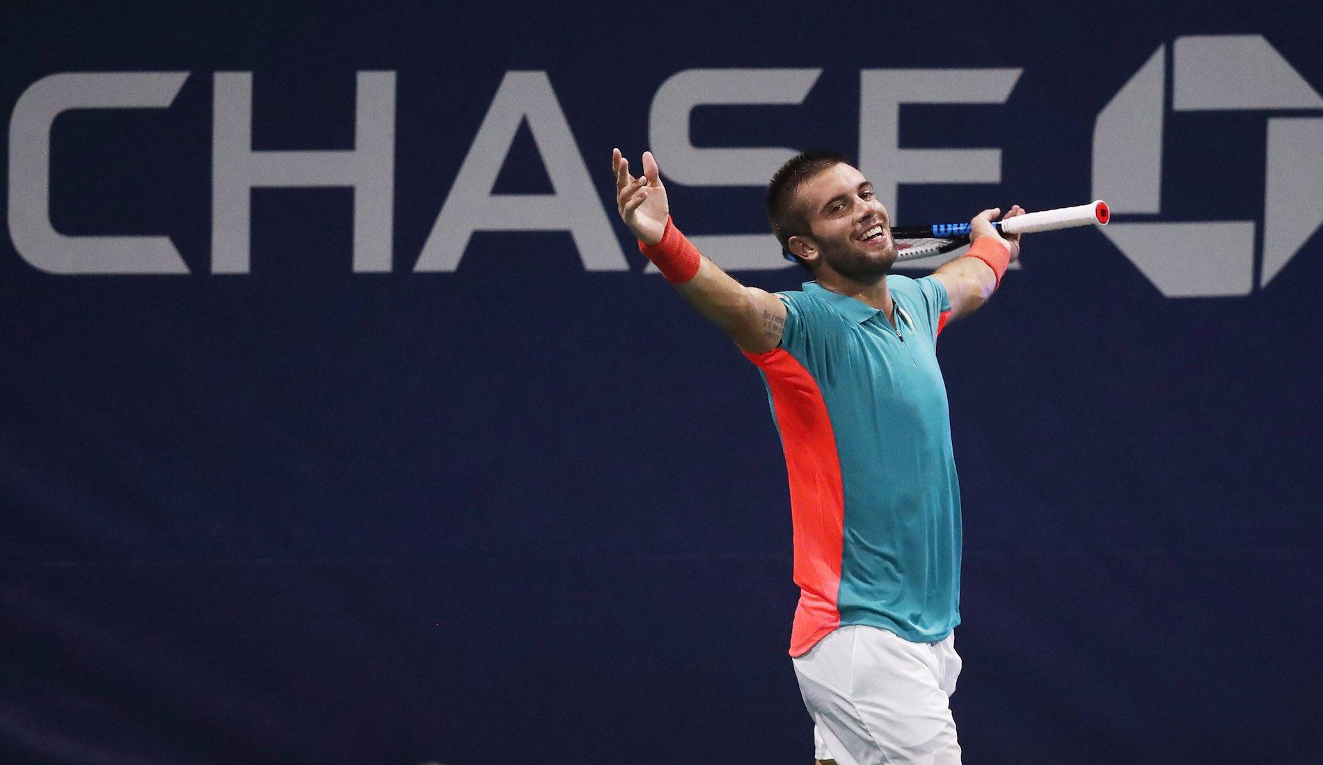 Borna Coric, US Open 2020