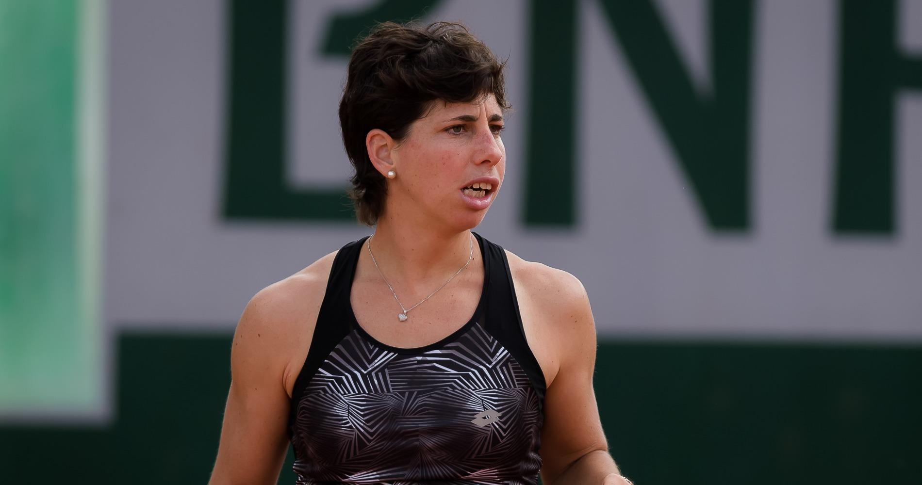 Carla Suarez Navarro, Roland-Garros 2019