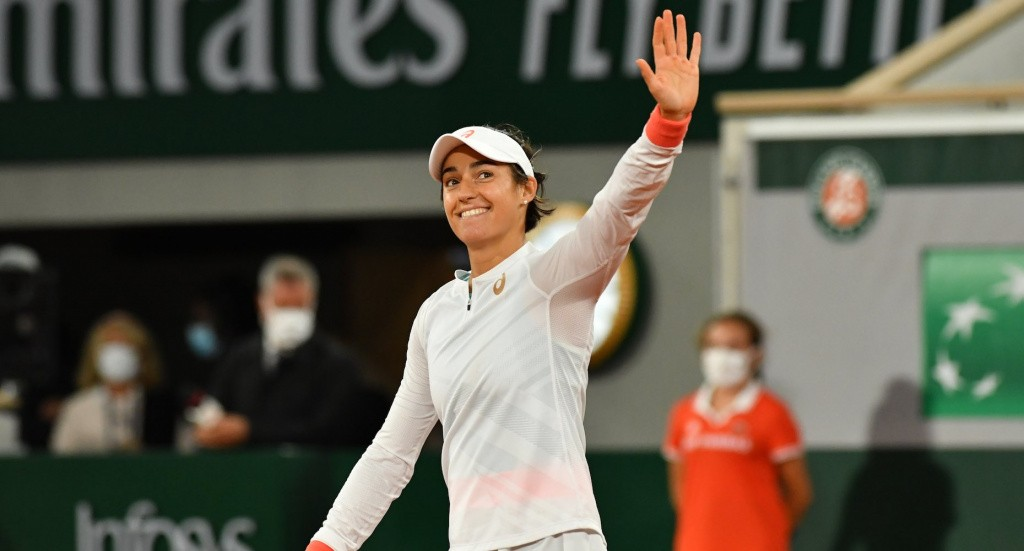 Caroline Garcia, Roland-Garros 2020, September 27
