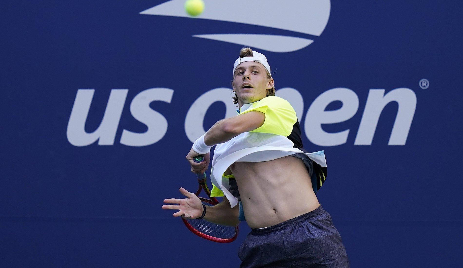 Denis Shapovalov, US Open 2020