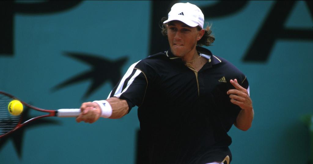 Di Pasquale Roland Garros 2000