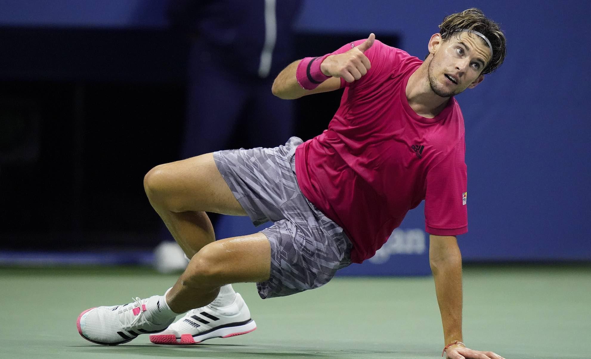 Dominic Thiem, US Open 2020, semi-finals