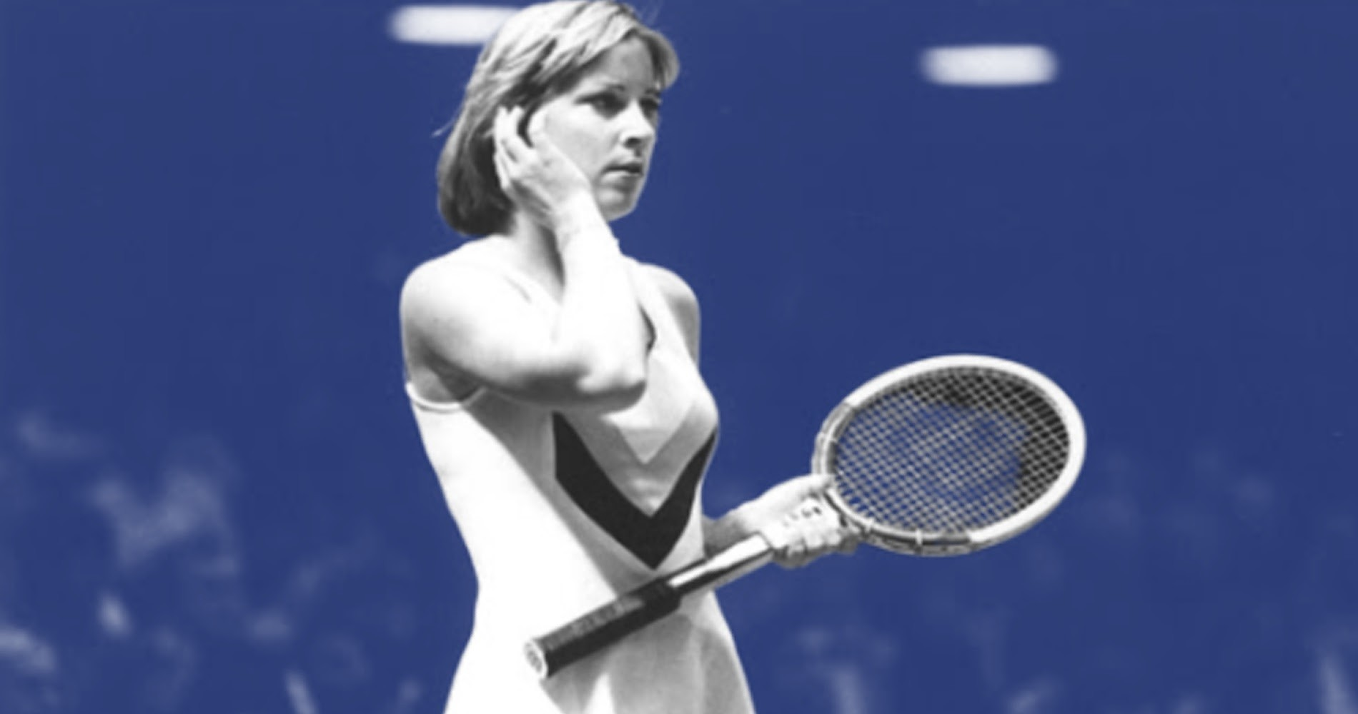 On this day in 1975 : Chris Evert won the US Open