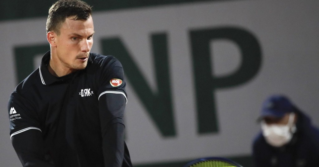 Fuscovics Roland Garros 2020