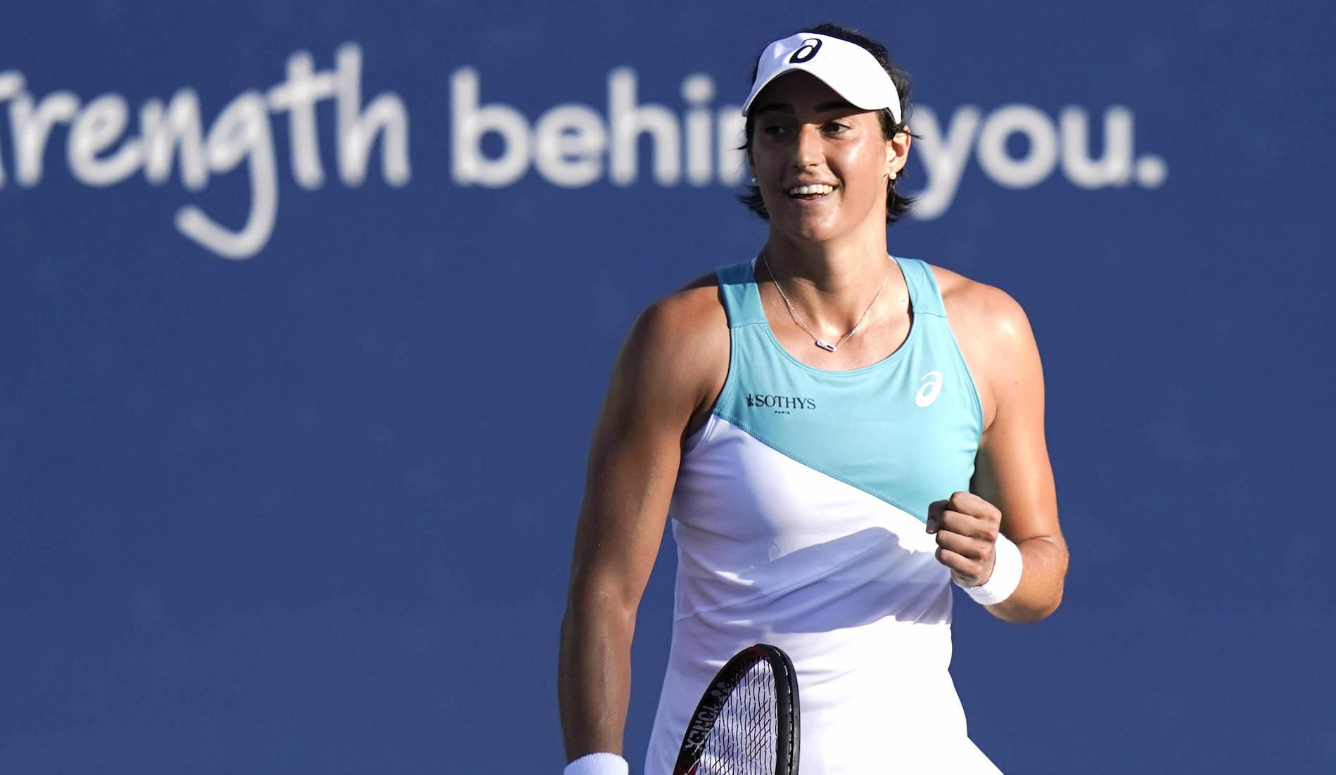 Caroline Garcia US Open