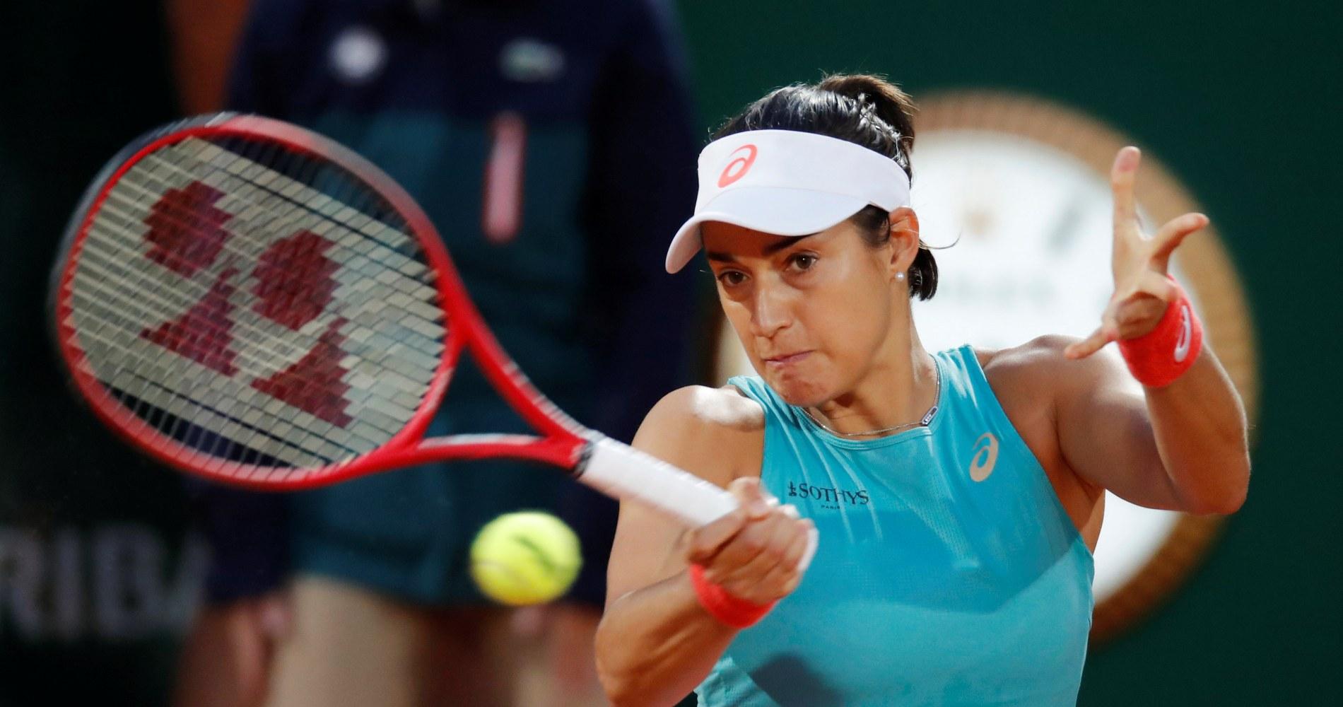 Garcia Roland Garros 2020