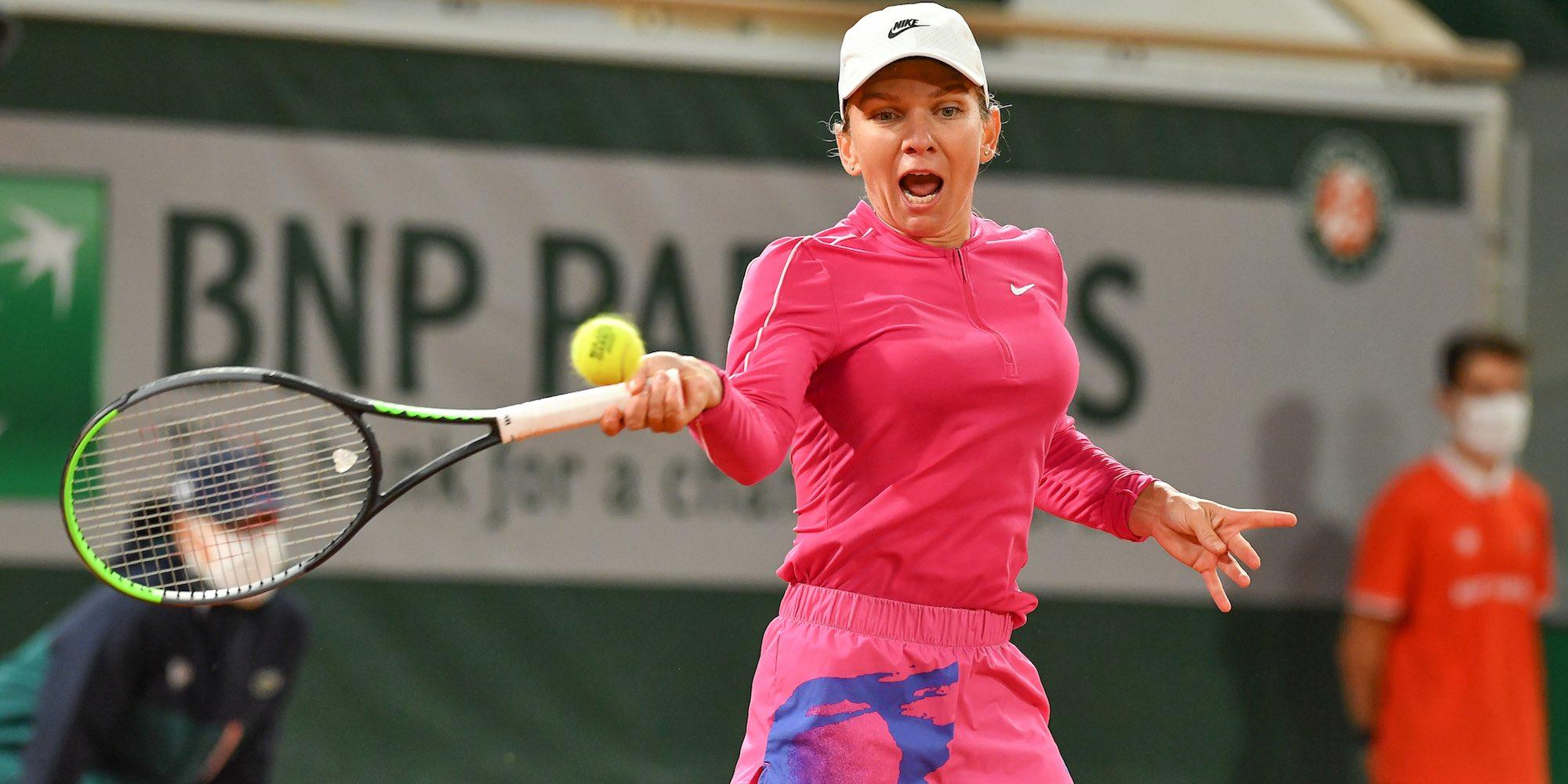 Tennis - Roland Garros 2020 - Simona Halep