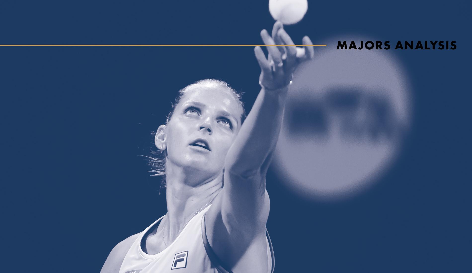 Karolina Pliskova (Tennis Majors Analysis)