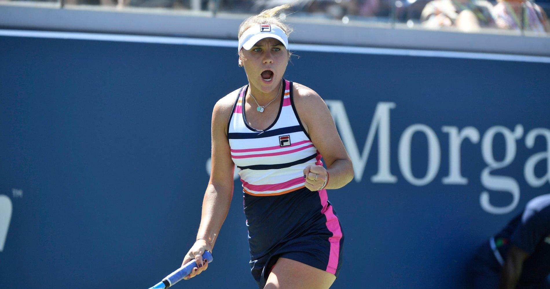 Sofia Kenin, US Open 2019
