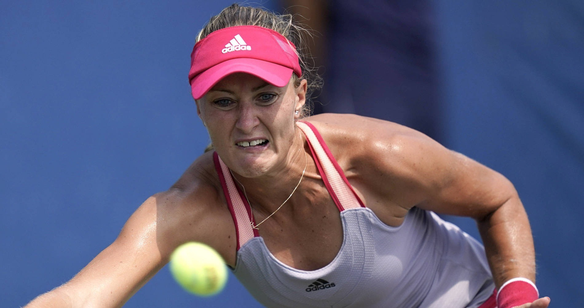 Kristina Mladenovic US Open
