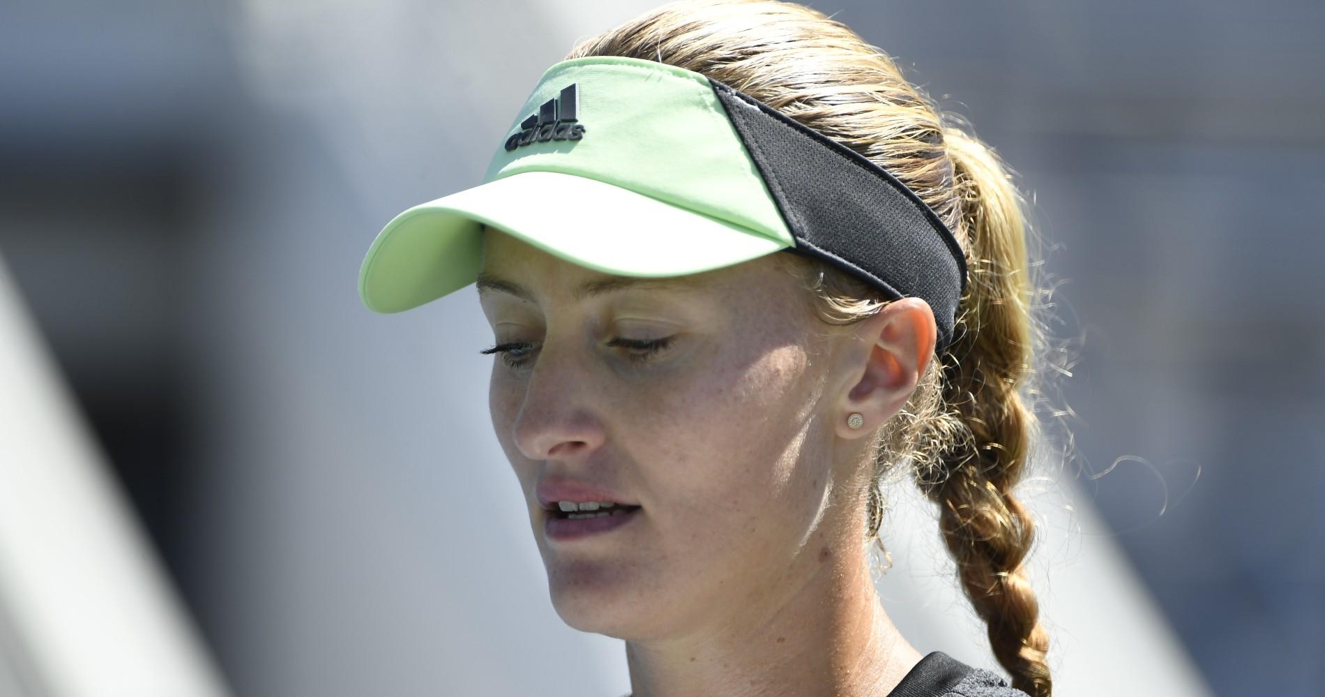 Kristina Mladenovic, US Open 2019