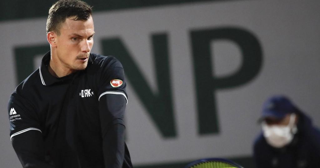 Marton Fucsovics, Roland-Garros, 2020