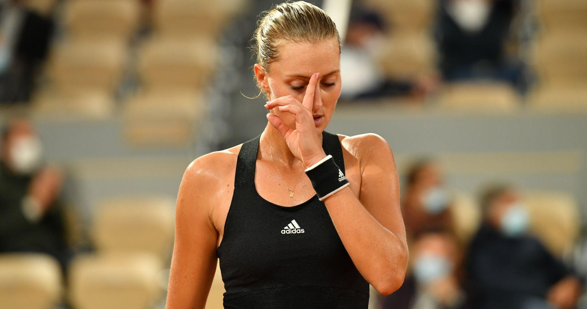 Kristina Mladenovic - Roland-Garros 2020