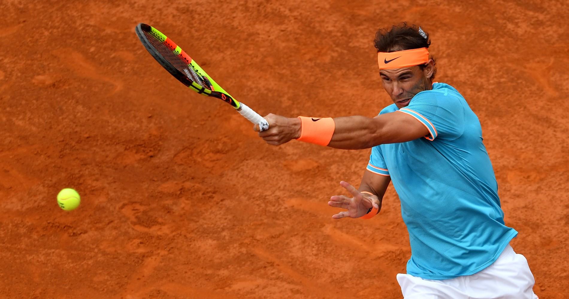 Rafael Nadal, Rome 2019