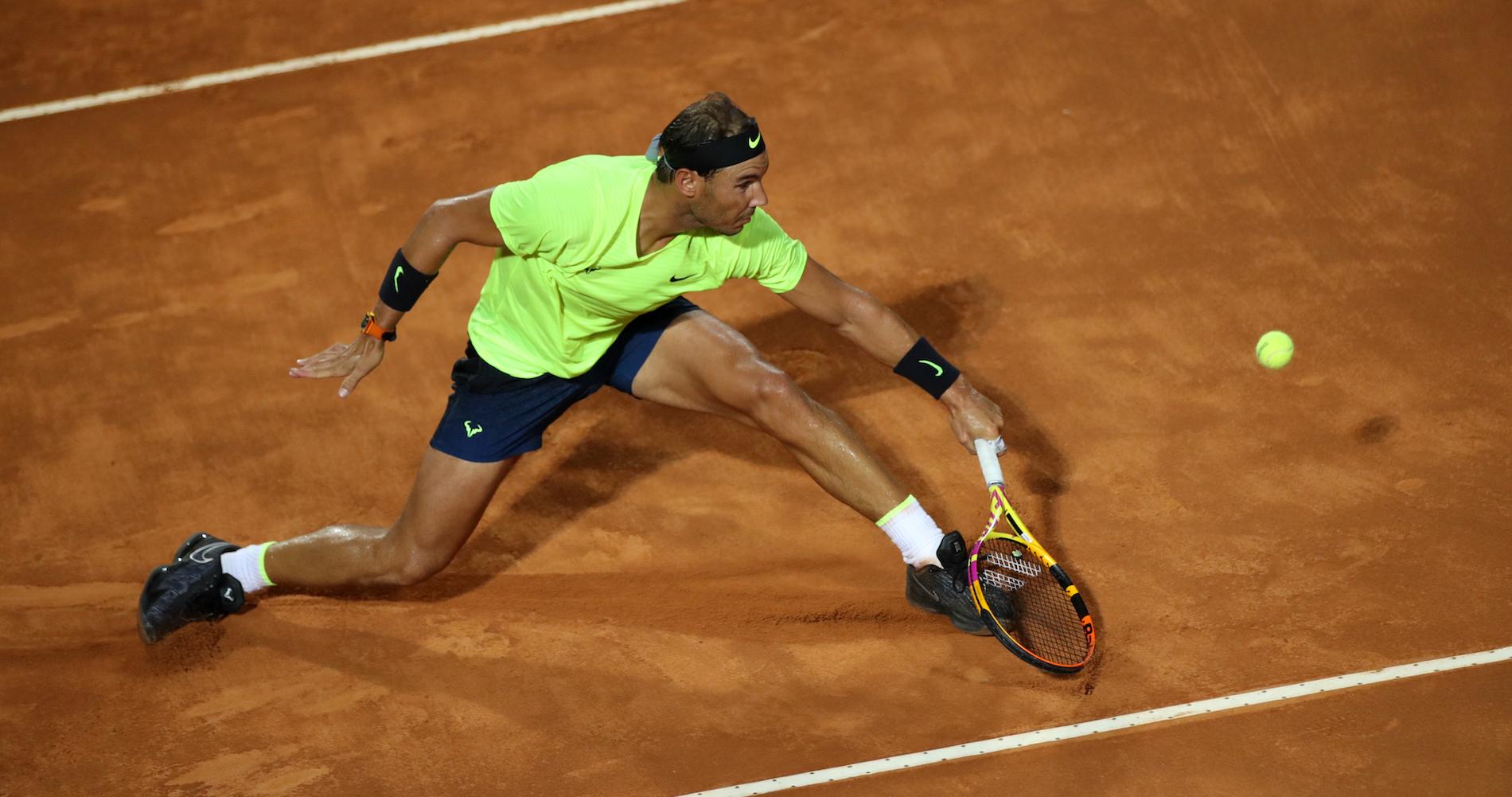 Rafael Nadal, Rome2020