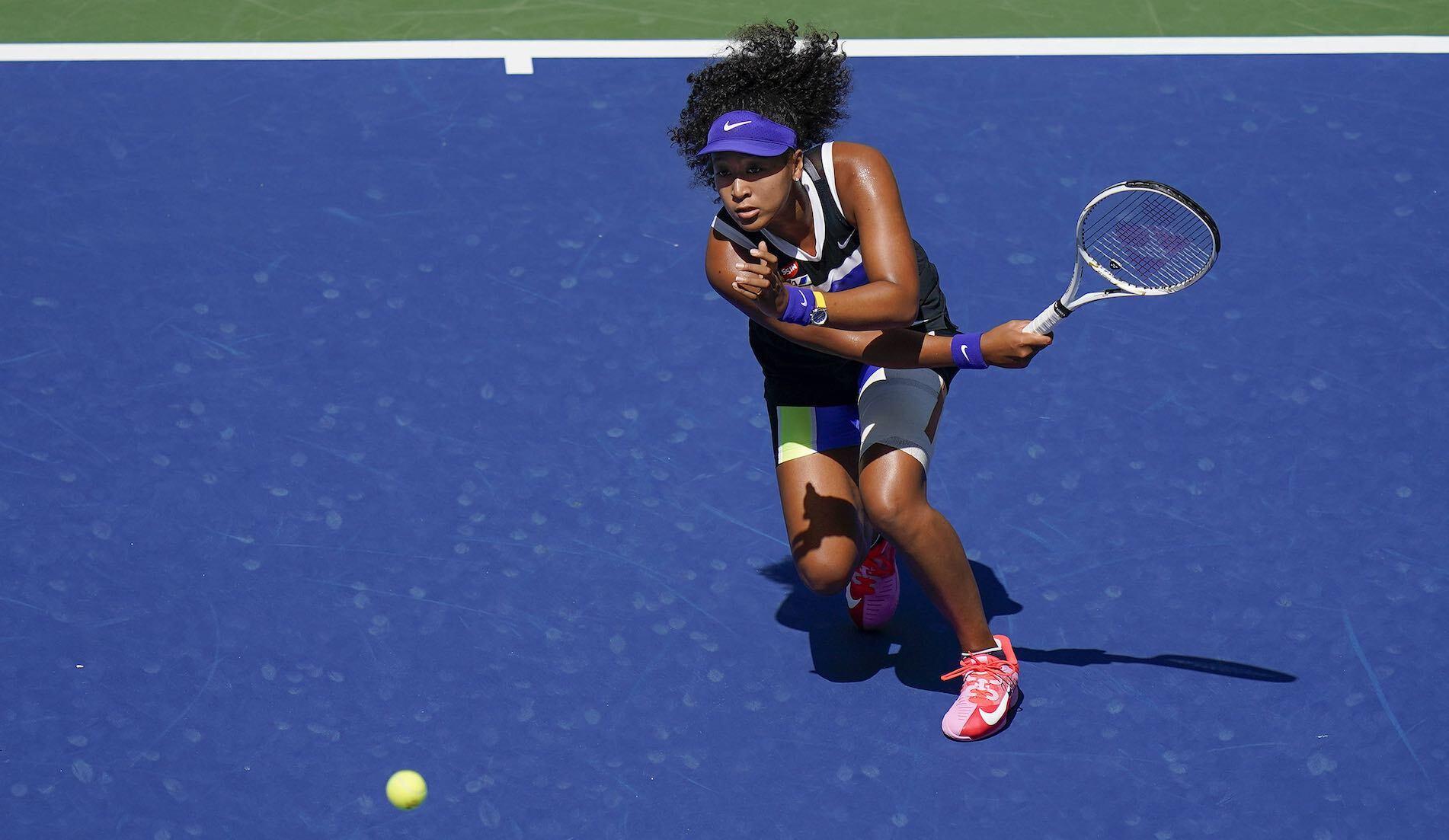 Naomi Osaka, US Open 2020 round 3