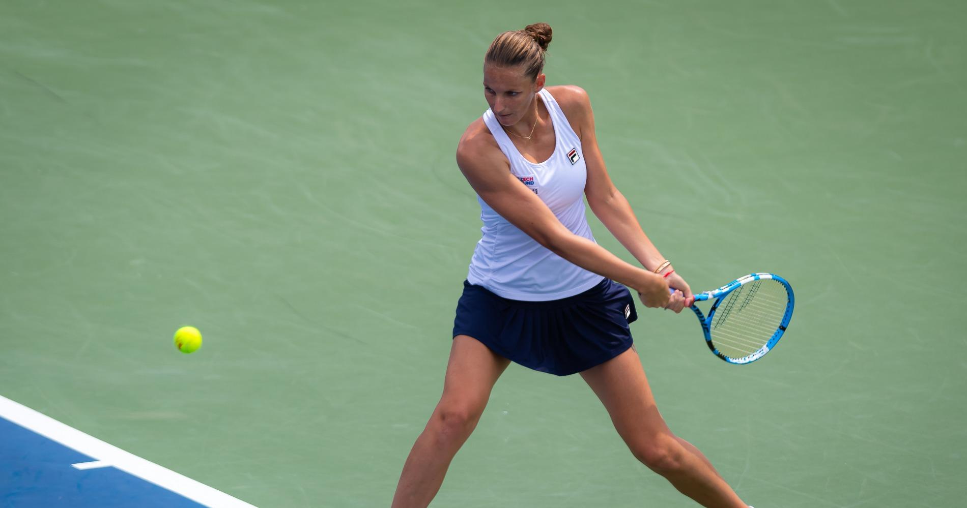 Karolina Pliskova, US Open 2019