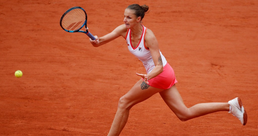 Pliskova Roland Garros 2020
