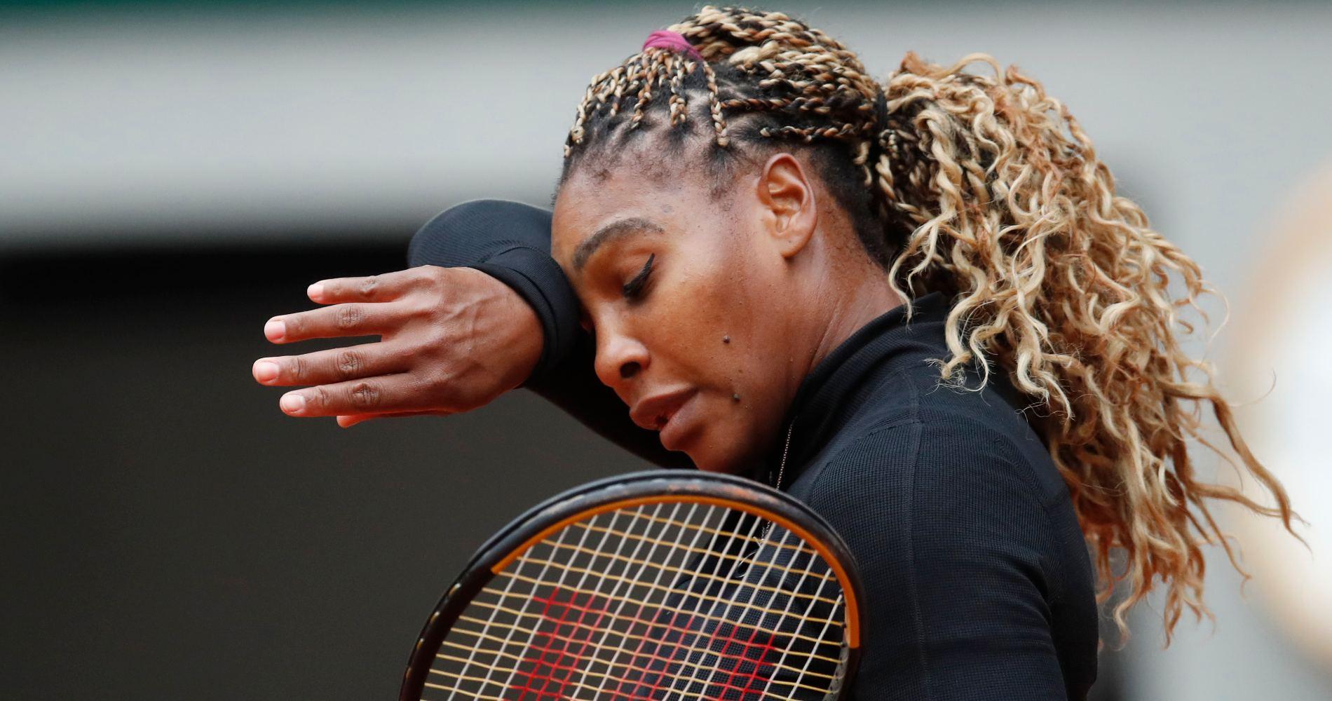 Serena Williams, Roland-Garros 2020