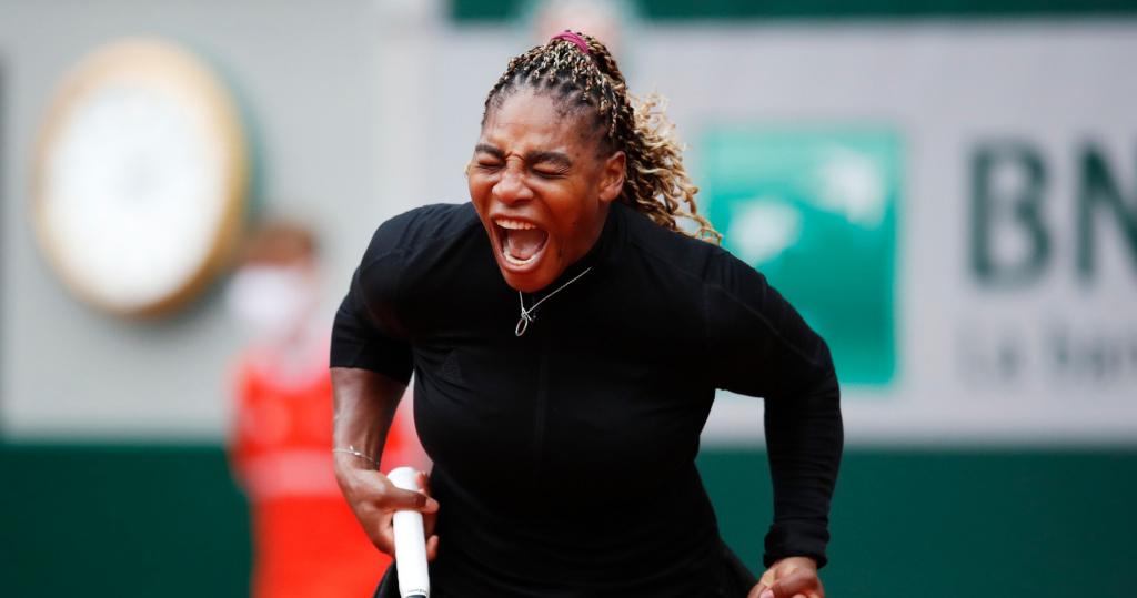 Serena Williams, Roland-Garros, 2020