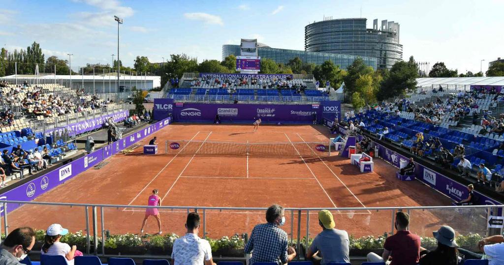 Strasbourg WTA 2020