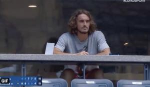 Tsitsipas watching Murray