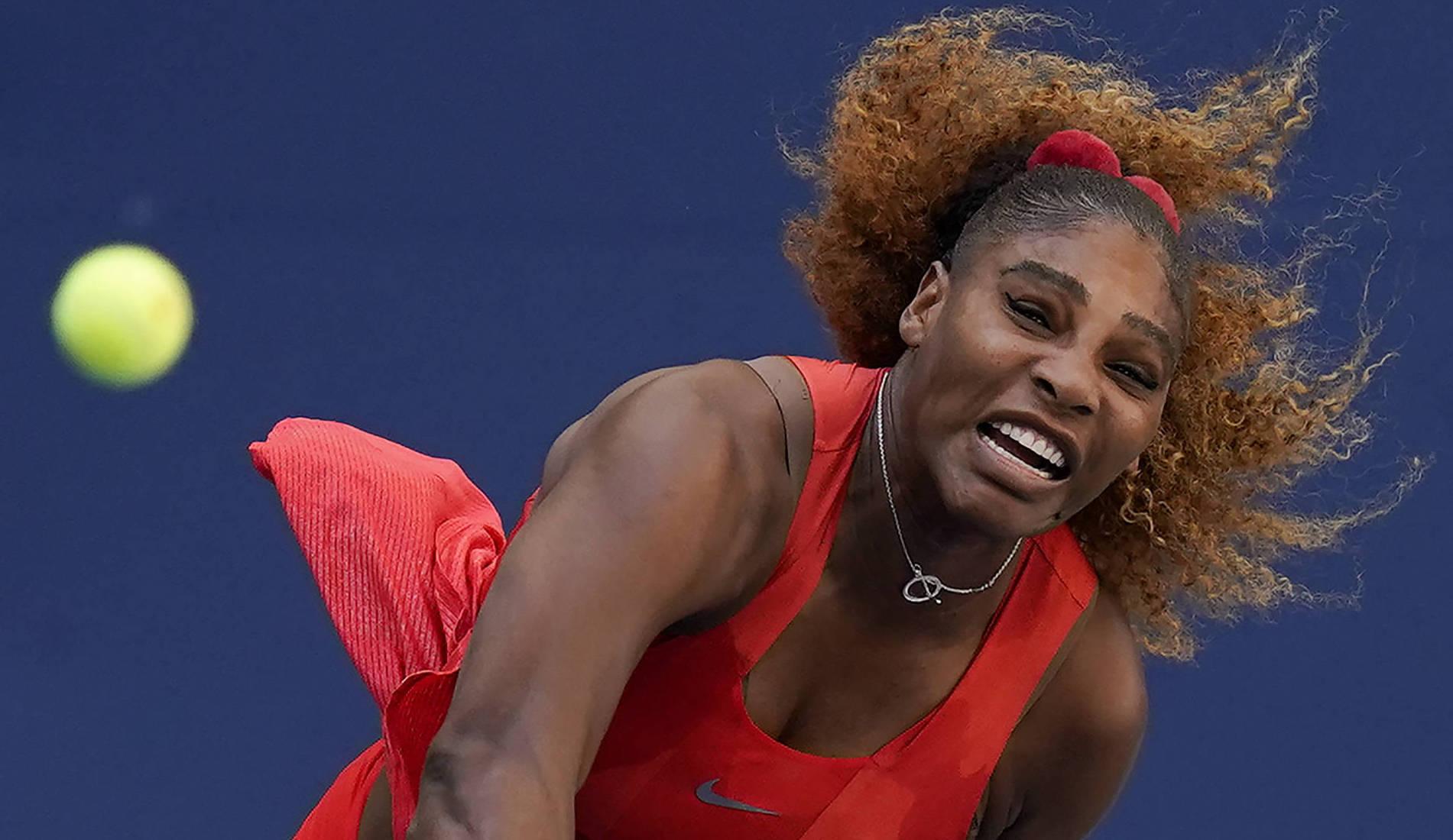 Serena Williams, 2020 US Open