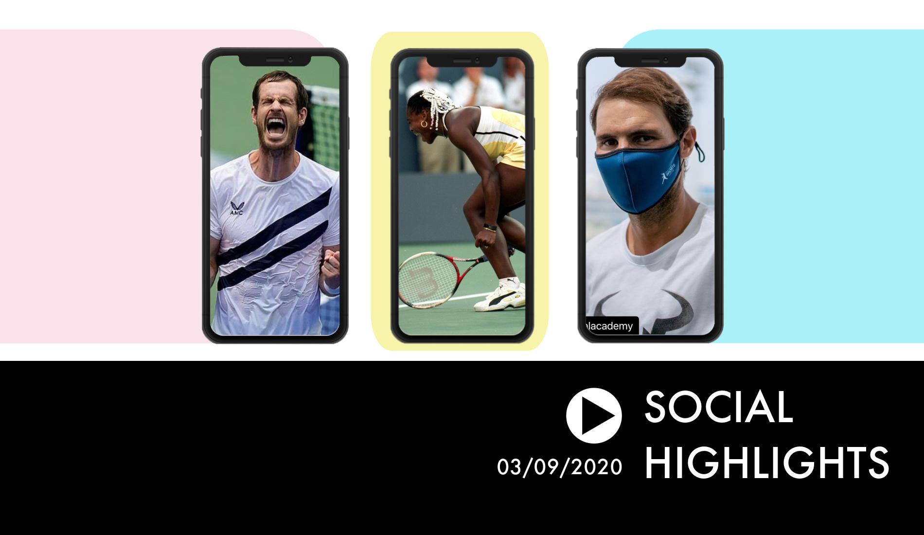 Social Highlights 03.09.2020