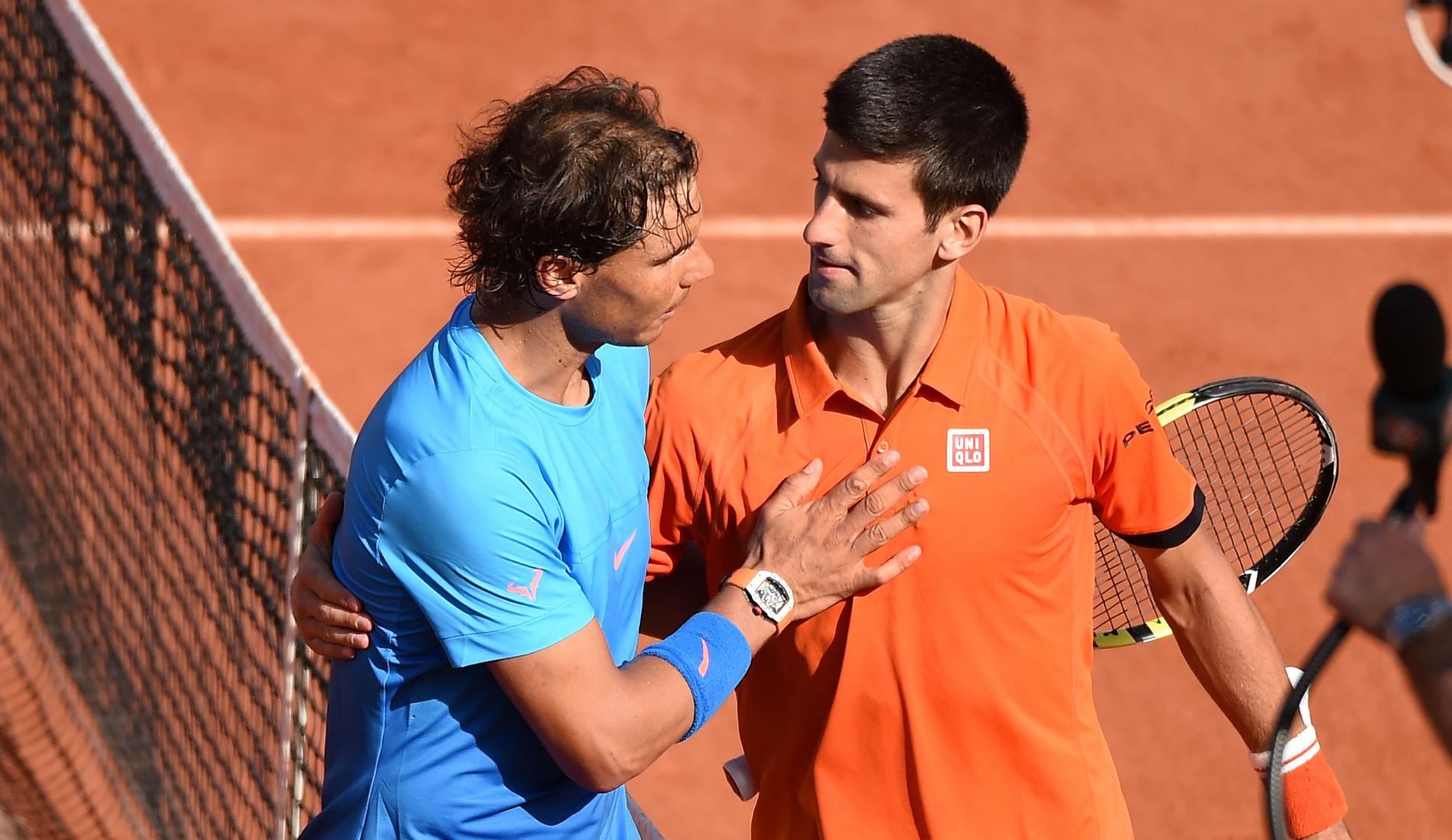 Djokovic Nadal - Roland-Garros 2015